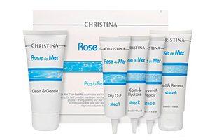 beauty platja tratamiento Christina Rose de Mer